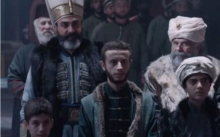 Osmanlı karşıtı 40 milyon dolar bütçeli Arap dizisi tepki çekti