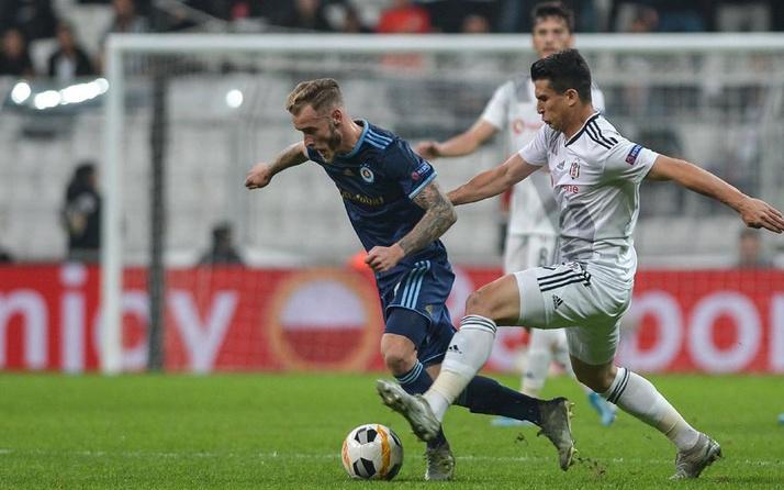 Beşiktaş - Bratislava UEFA Avrupa Ligi maçı özet ve golleri