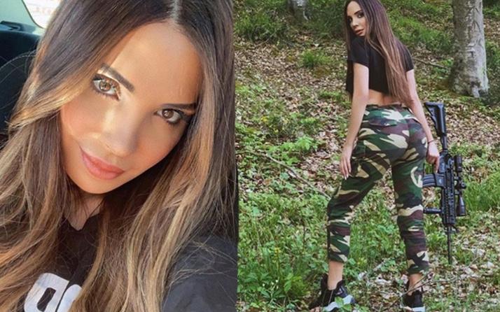 Damla Ekmekçioğlu'nun süper mini elbiseli fotoğrafı sosyal medyayı salladı!