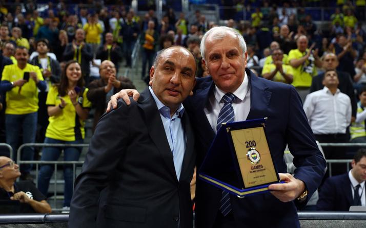 Obradovic'ten yeni sözleşme tezahüratına esprili yanıt