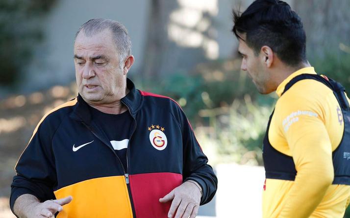 Falcao'dan Galatasaray'a sevindirici haber