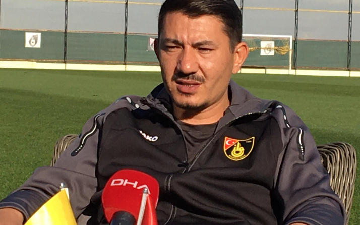 Fırat Gül: İstanbulspor'a yakışır bir futbol sergileyeceğiz