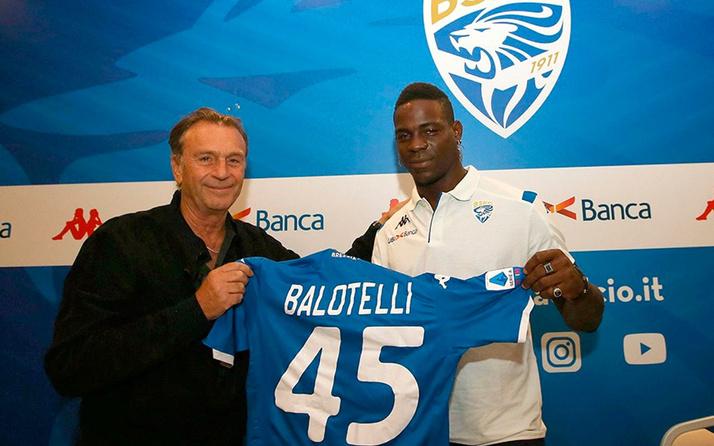Martio Balotelli Ocak ayında serbest
