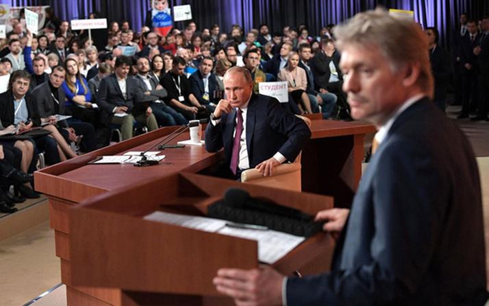 Düşürülen Rus jeti! Kremlin Sözcüsü Peskov: Vur emrini Erdoğan vermedi
