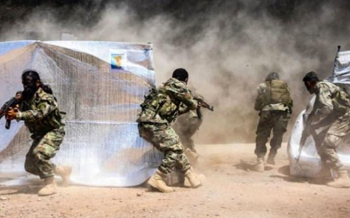 Fransa'dan YPG'ye destek! Dün gece eğitim verdiler