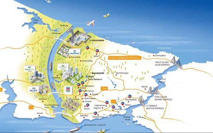 Ulaştırma Bakanlığı'nın Kanal İstanbul'un yapım takvimini açıkladı!