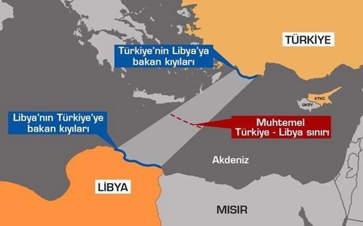 Libya duyurdu! Türkiye mutabakatı yürürlükte