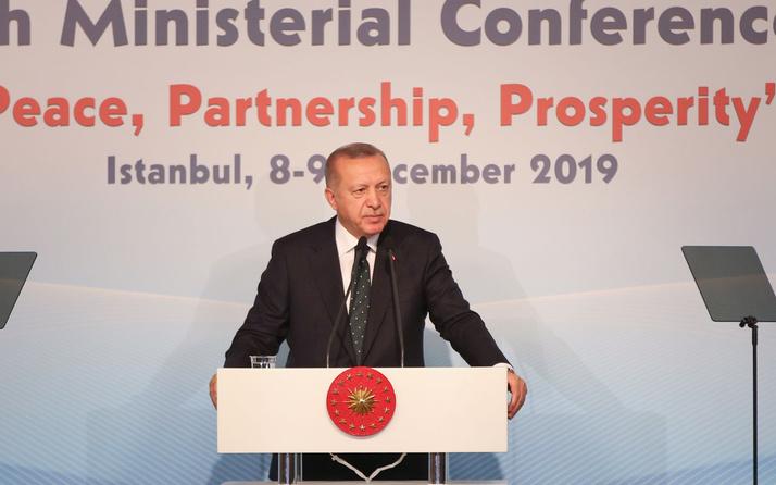 Erdoğan'dan kritik uyarılar: Zemin kazanmasını üzüntüyle takip ediyoruz