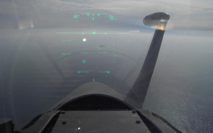 Yunan pilottan küstah Türkiye paylaşımı