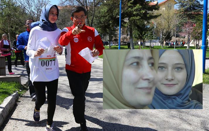 Şehir Üniversitesi organizatörü Ahmet Davutoğlu'nun kızı Hacer Bike çıktı