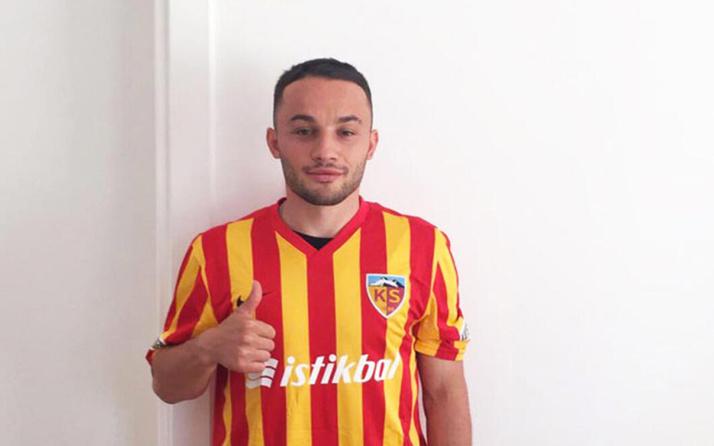 Kayserisporlu futbolcu Ziya Alkurt: Benden Messi olmamı bekliyorlar