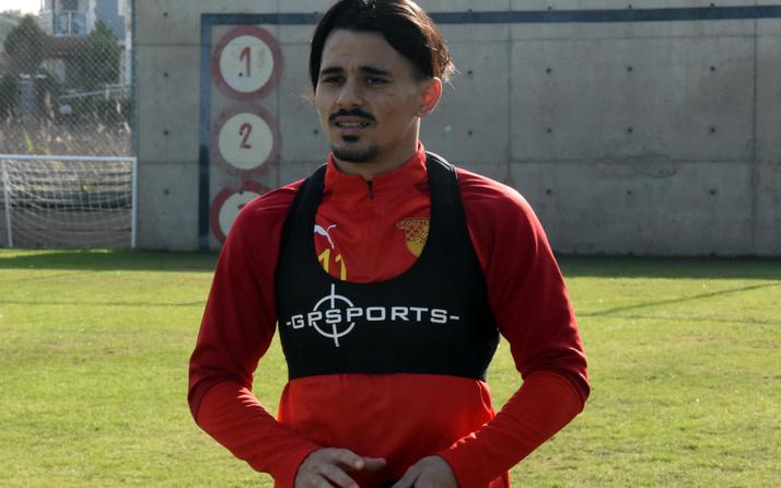 Göztepeli futbolcu Serdar Gürler'in hedefi A Milli Takım