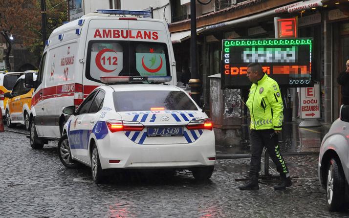 Diyarbakır'a gelen Köksal Toptan rahatsızlandı