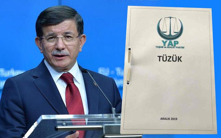 Ahmet Davutoğlu'nun partisinin gerçek ismi ne? YAP değilmiş