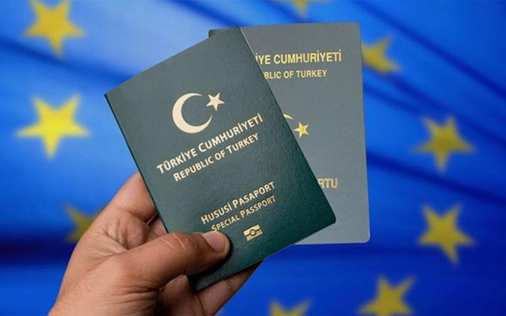 Dışişlerinden yeşil ve gri pasaport açıklaması