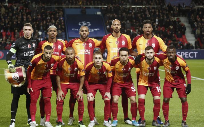 Galatasaray'da ortada kalan iki isim