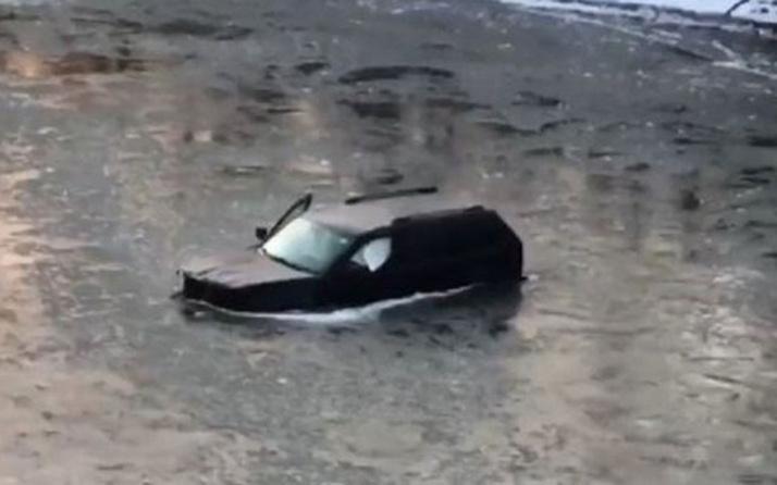 Nehre düşen genç adamı ölümde Siri kurtardı