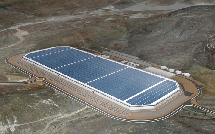 Tesla Gigafactory'de yıllık 500 bin araç üretmeyi planlıyor