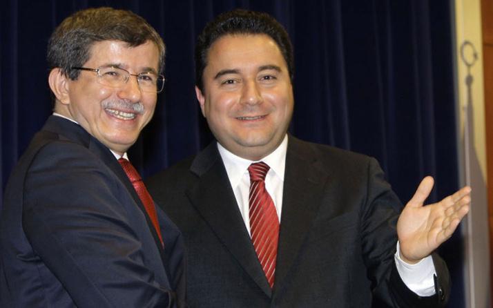 Ahmet Davutoğlu ve Ali Babacan'ın tek hedefi var