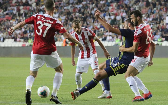 Sivasspor'un Gençlerbirliği kafilesi belli oldu: 4 isim kadroda yok