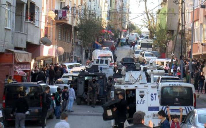 Başkent'te IŞİD operasyonu: 4 şüpheli gözaltına alındı