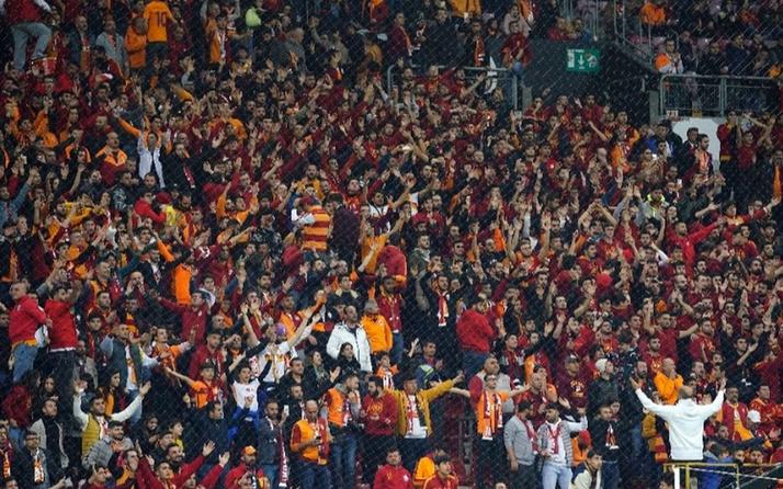 Galatasaray taraftarlarından alkışlanacak hareket