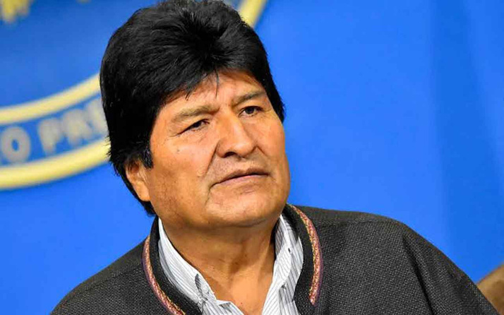 Morales için yakalama emri çıkarılacak