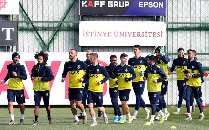 Fenerbahçe futbol takımında Koronavirüs şoku