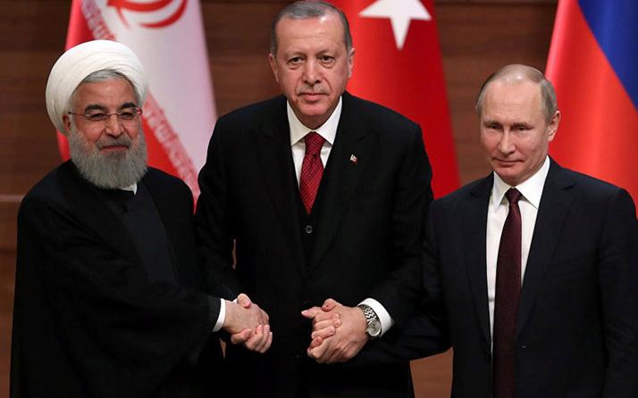 Rusya açıkladı: Üçlü toplantı 2020 başında Ankara'da yapılacak