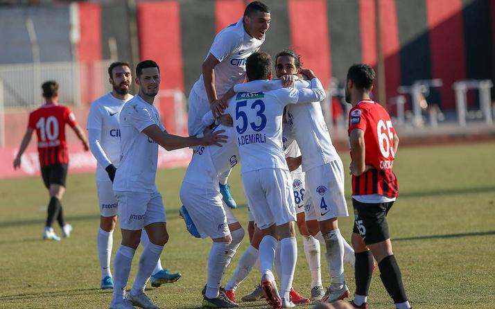 Kupada Son 16'nın ilk takımı Kasımpaşa