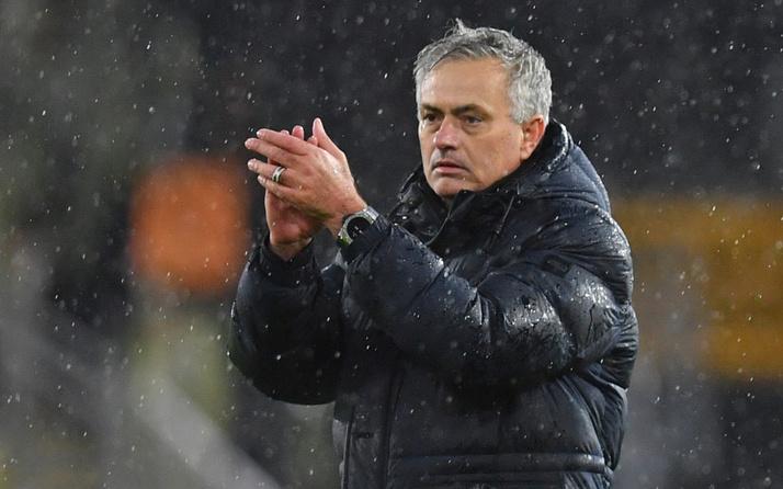 Tottenham'a Mourinho dokunuşu