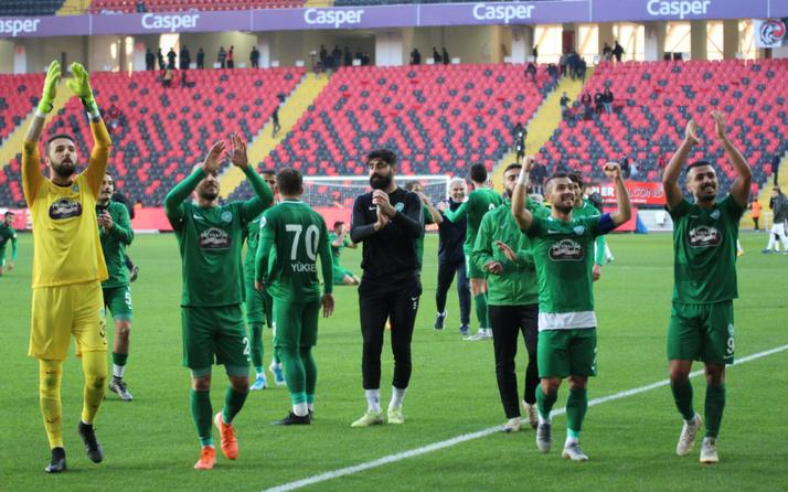 Kırklarelispor Gaziantep'i eledi, kupada turladı