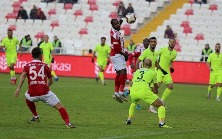 Sivasspor kupada son 16 turuna yükseldi