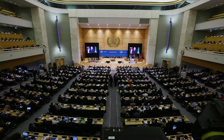 Küresel Mülteci Forumu'nda yaklaşık 7,7 milyar dolar uluslararası taahhütte bulunuldu