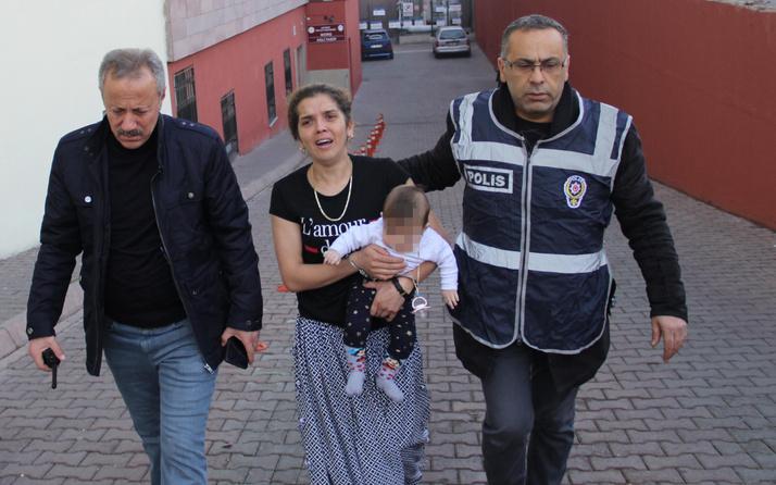 Kayseri'de 28 suçtan aranan cezaevi firarisi yakalandı