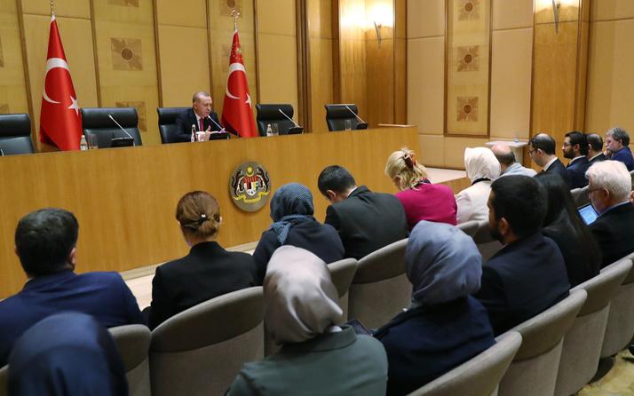 Cumhurbaşkanı Erdoğan Kanal İstanbul'la ilgili Katar iddiasını doğruladı