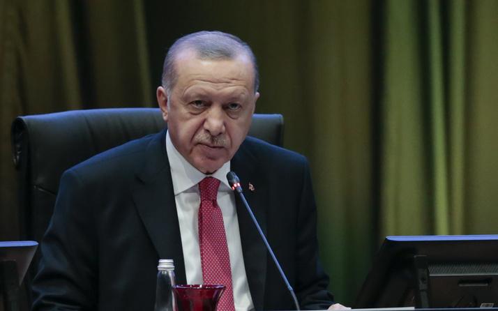 Cumhurbaşkanı Erdoğan'dan ABD'ye tepki: Bu haklarımıza tecavüzdür