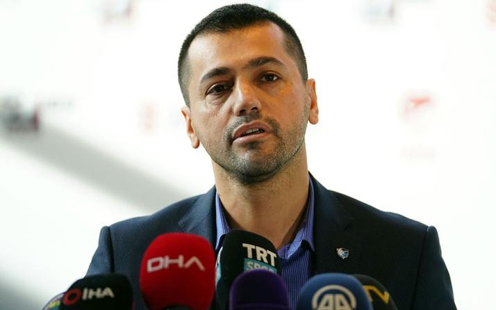 Hüseyin Üneş: Öncelikli hedefimiz Süper Lig