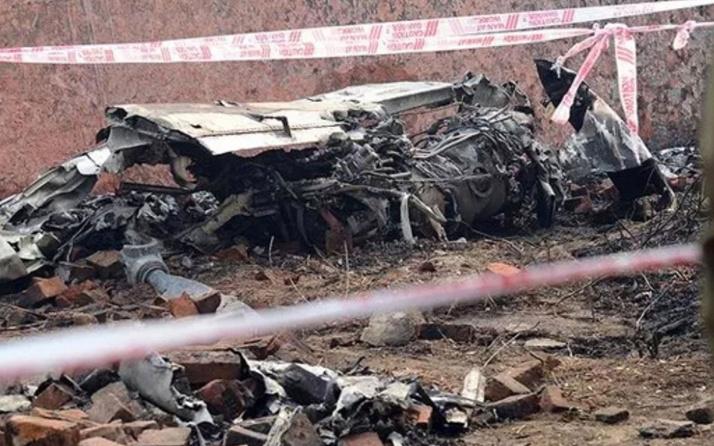 Venezuela'da feci uçak kazası: 9 ölü