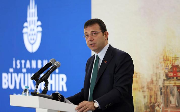 İBB başkanı Ekrem İmamoğlu'ndan Kanal İstanbul açıklaması! İmzamızı çekeceğiz