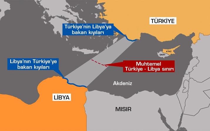 ABD basınından dikkat çeken Libya mesajı! Türkiye giderse işler değişir
