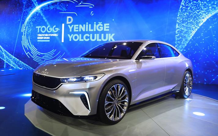 Dünya basını yerli otomobili övdü: Tesla'ya rakip oldu