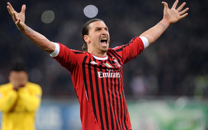 Zlatan İbrahimovic, Milan'a dönüş hazırlığında