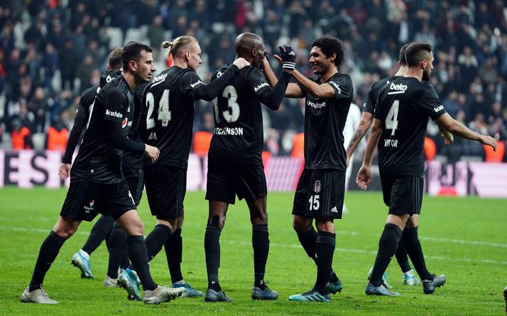 Beşiktaş'ta 6 günlük devre arası tatili başladı