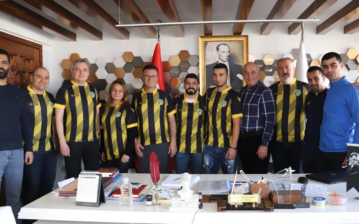 Eski Fenerbahçeli futbolcu Süper Amatör Lig'de