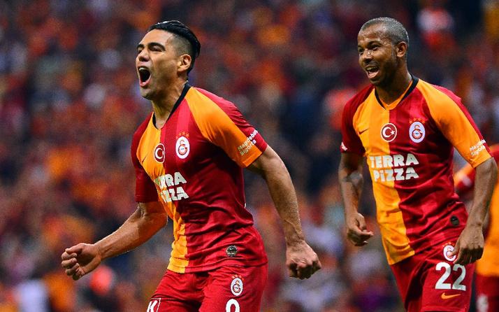 Galatasaray Antalyaspor maçı özet ve golleri