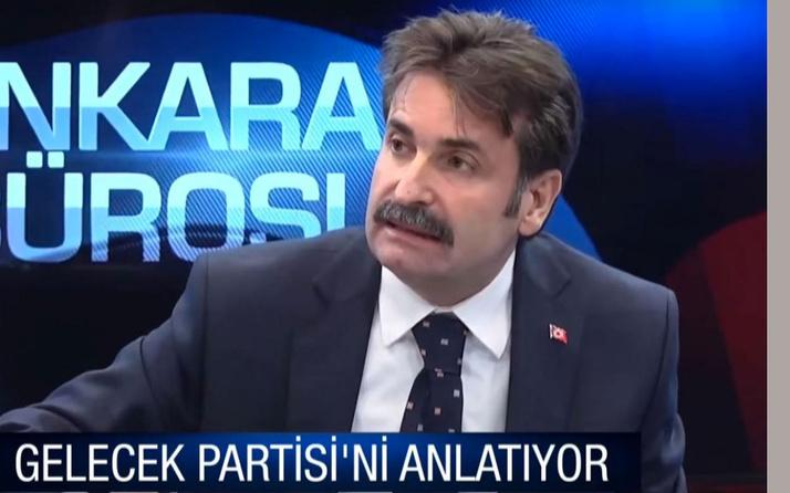 Gelecek Partili Ayhan Sefer Üstün: Davutoğlu'nun Menderes'ten tek farkı idam edilmemiş olması