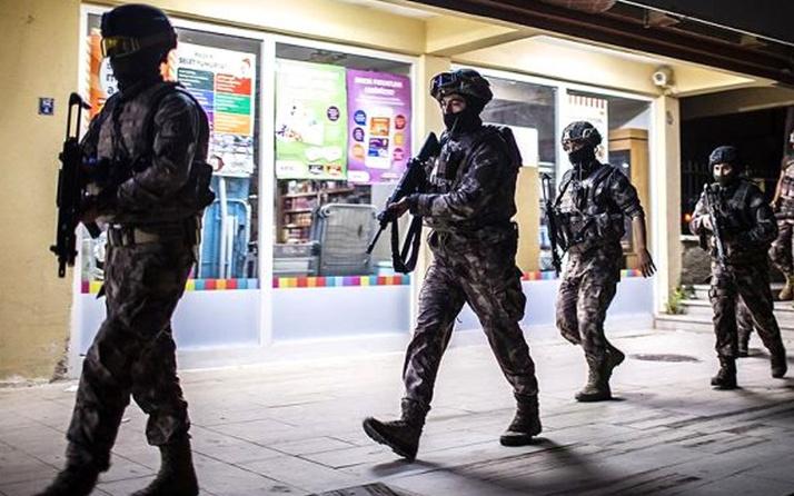 Başkenti yılbaşında kana bulayacaklardı 5 terörist yakalandı