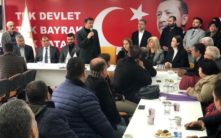 İzmir Büyükşehir Belediyesi'ne su kesintisi eleştirisi