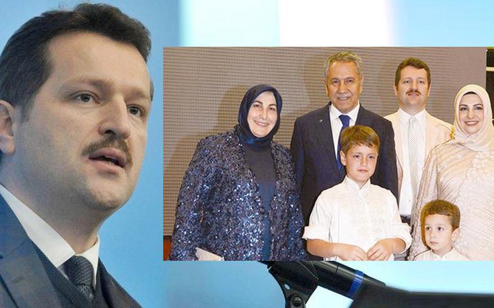 Damadının FETÖ soruşturmasında Bülent Arınç'ı şok edecek suçlama! Organizatör